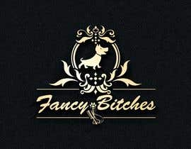 #8 untuk Fancy Bitches - Fix up my new business logo oleh HabiburHR