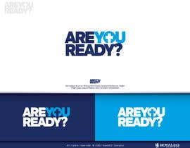#153 for Are you Ready Logo af R212D