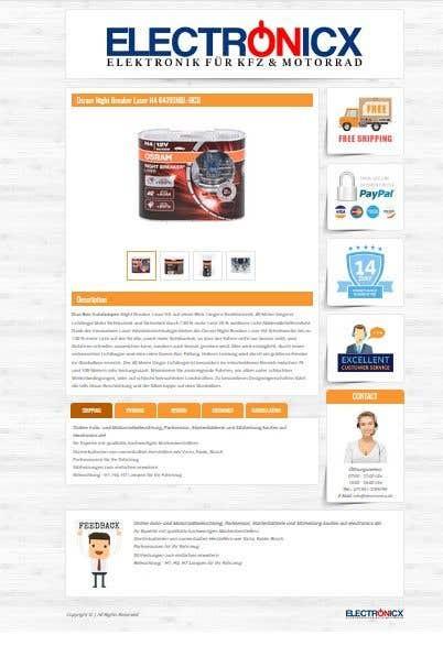 Contest Entry #13 for Template erstellen für Ebay JTL Easy Auction