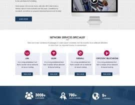 #11 cho IT Networking Services Website bởi webidea12