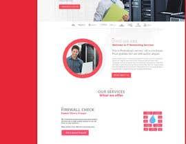 #29 cho IT Networking Services Website bởi Ganeshdas