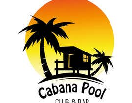 "#80 for Creative Abstract Logo for ""Cabana Pool Club & Bar"" by colorss"