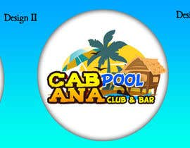 "#81 for Creative Abstract Logo for ""Cabana Pool Club & Bar"" by Samliam"