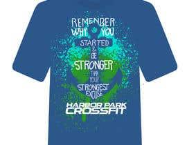 #83 for Design a T-Shirt by Maranovi