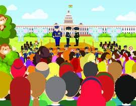 #13 cho Illustrate scene for a children's book bởi Buzzingheads
