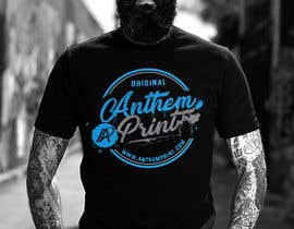 #57 for Design a custom company shirt for t-shirt printing company by florindabandico