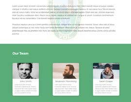 #30 for Design Website for Non-Profit Ambulance Service (Design + HTML) by skoyah
