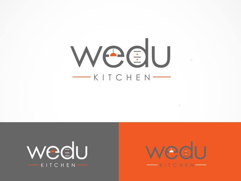 #139 for Logo Design for Wedu Kitchens by designer12