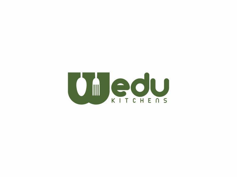 Kilpailutyö #238 kilpailussa Logo Design for Wedu Kitchens