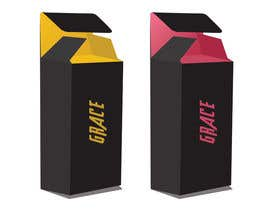 #23 cho Design Luxury Style 3D box for Aesthetic Product bởi biswajitgiri