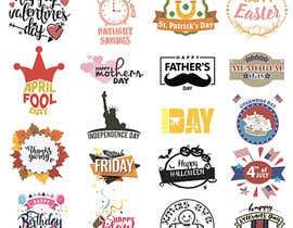 Nro 6 kilpailuun Design Stickers for Planner/Organizer käyttäjältä MariyaMaxim