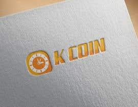 Nro 138 kilpailuun Design a Logo and icon for a crypto coin käyttäjältä ekrambd