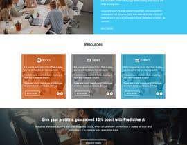 #2 for Analytics Leads generation website/showcase by webidea12