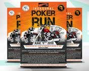 Graphic Design Contest Entry #44 for Inuagural poker run flyer