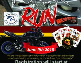 #31 for Inuagural poker run flyer by narayaniraniroy