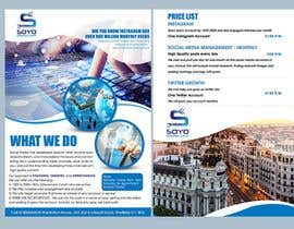 #32 para Design a Flyer in English por maidang34