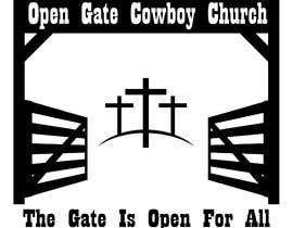 #32 for Design a Logo For A Cowboy Church by IamRiverRio