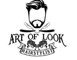 "salimbargam님에 의한 Logo Design ""Art of Look"" - Hairstylist을(를) 위한 #22"