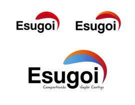 #31 para Diseñar un logotipo for Esugoi de BryanMendez