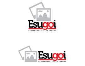#41 para Diseñar un logotipo for Esugoi de luisgaltuve
