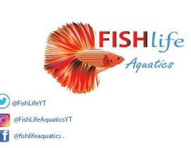 #9 for Logos and Channel Art - Fish Life Aquatics by olafekri