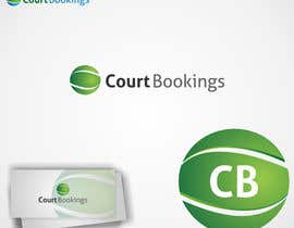 #15 for Corporate Identity Design for Courtbookings.com.au by syednaveedshah