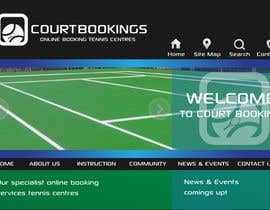 #192 for Corporate Identity Design for Courtbookings.com.au by danumdata