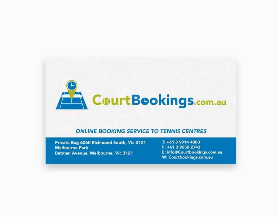 Inscrição nº 163 do Concurso para Corporate Identity Design for Courtbookings.com.au