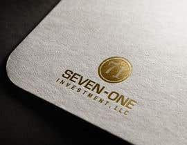 #60 cho Design a Logo for Seven-One Investments, LLC bởi WeR1AB
