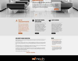 #14 para Website Design for NOAH Consulting por faflok