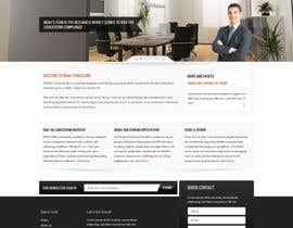 #22 for Website Design for NOAH Consulting af Pavithranmm