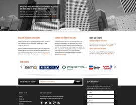#63 for Website Design for NOAH Consulting af Pavithranmm
