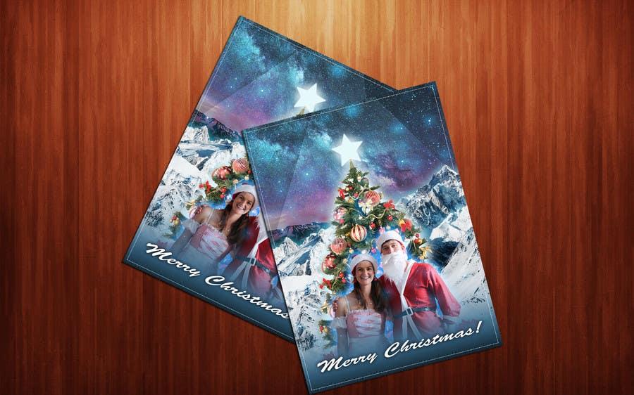 Inscrição nº                                         4                                      do Concurso para                                         Family Christmas Card - Have fun with it!