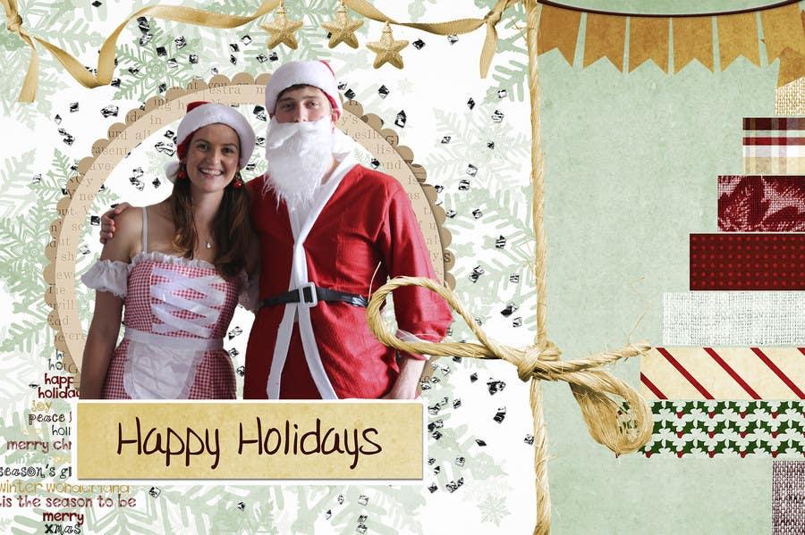 Inscrição nº                                         22                                      do Concurso para                                         Family Christmas Card - Have fun with it!