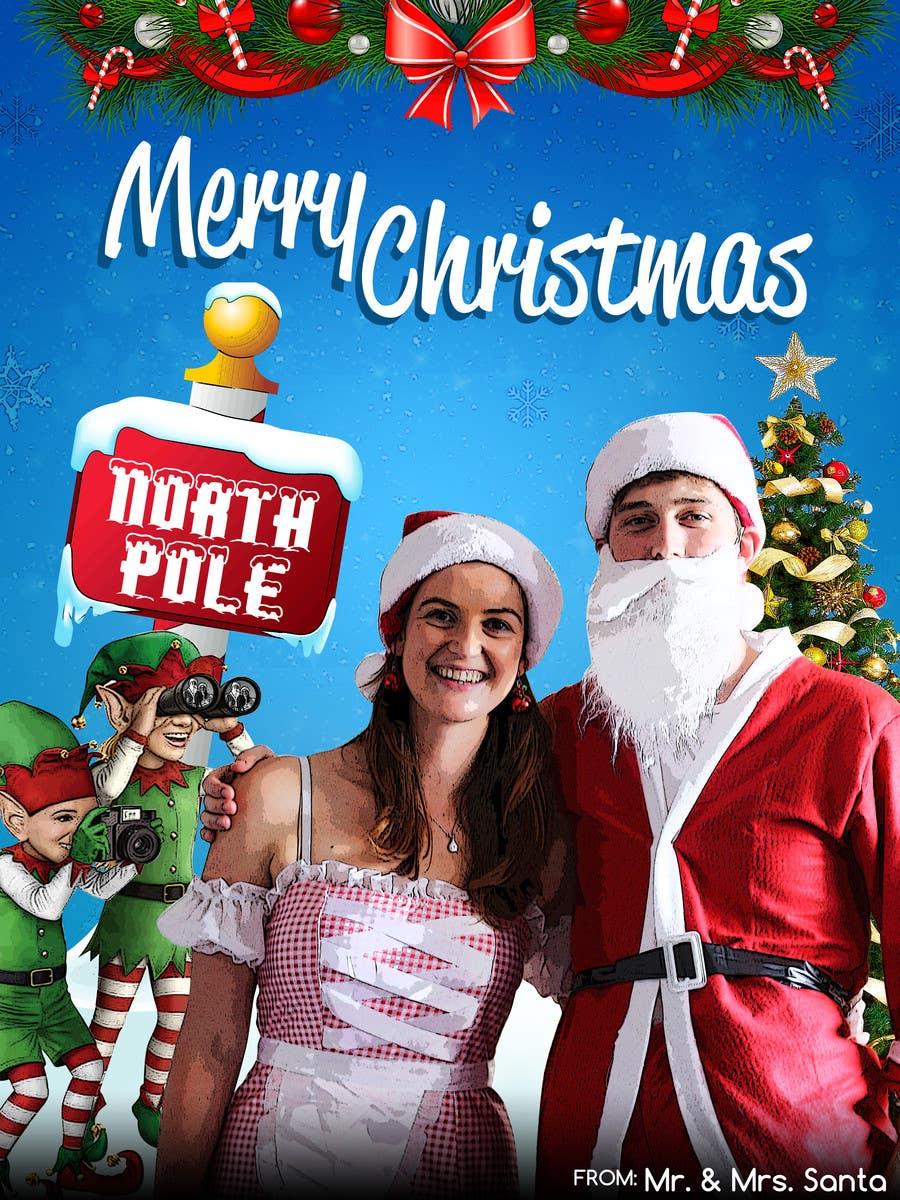 Inscrição nº                                         37                                      do Concurso para                                         Family Christmas Card - Have fun with it!