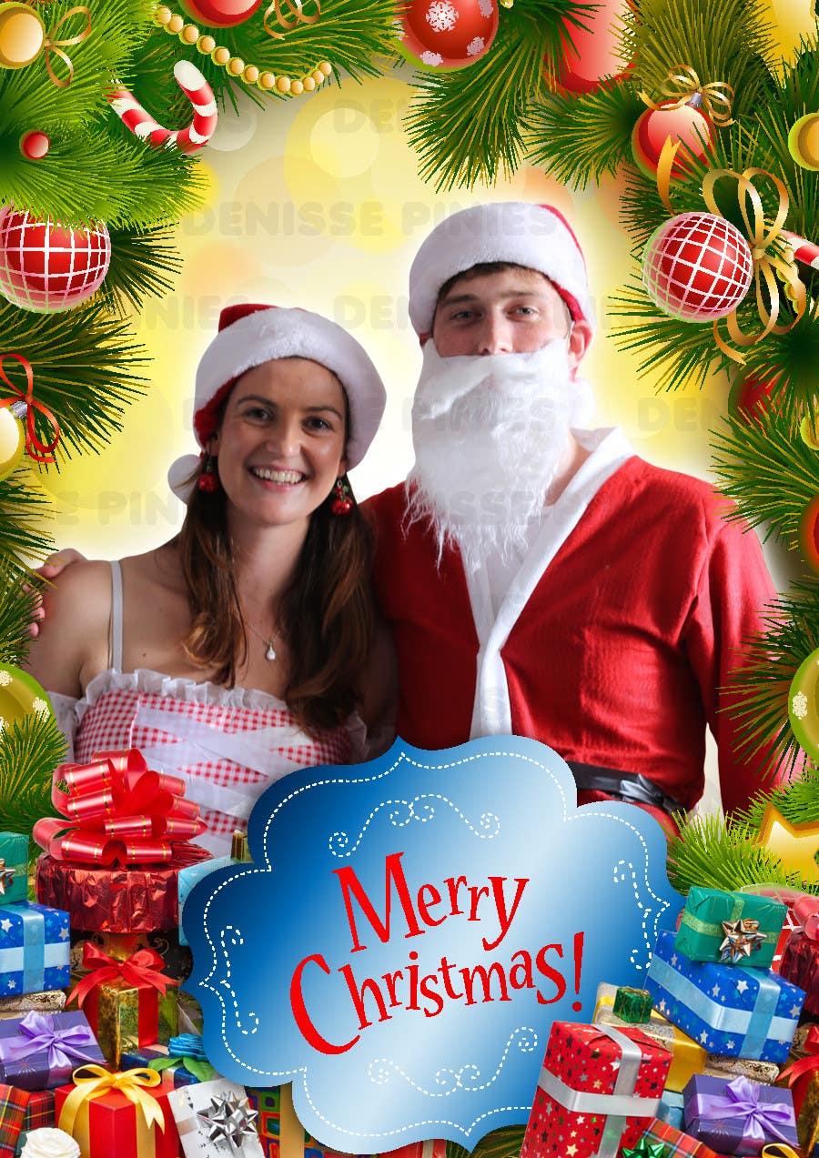 Inscrição nº                                         45                                      do Concurso para                                         Family Christmas Card - Have fun with it!