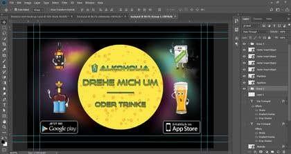 İzleyenin görüntüsü                             Eyecatcher business card for gam...