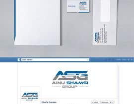nº 249 pour Design the corporate identity for Ainu Shamsi group par designbox3