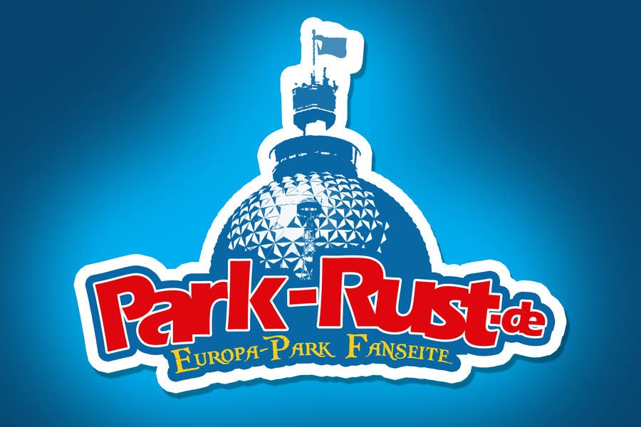 Proposition n°                                        20                                      du concours                                         Logo design for theme park fanpage