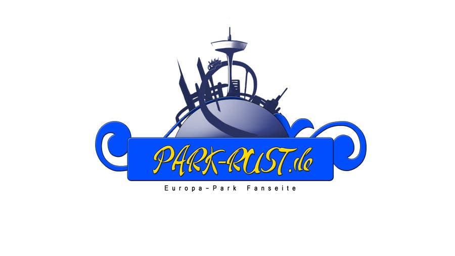 Proposition n°                                        53                                      du concours                                         Logo design for theme park fanpage