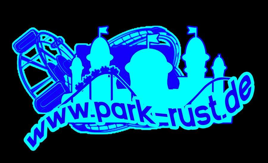 Proposition n°                                        64                                      du concours                                         Logo design for theme park fanpage