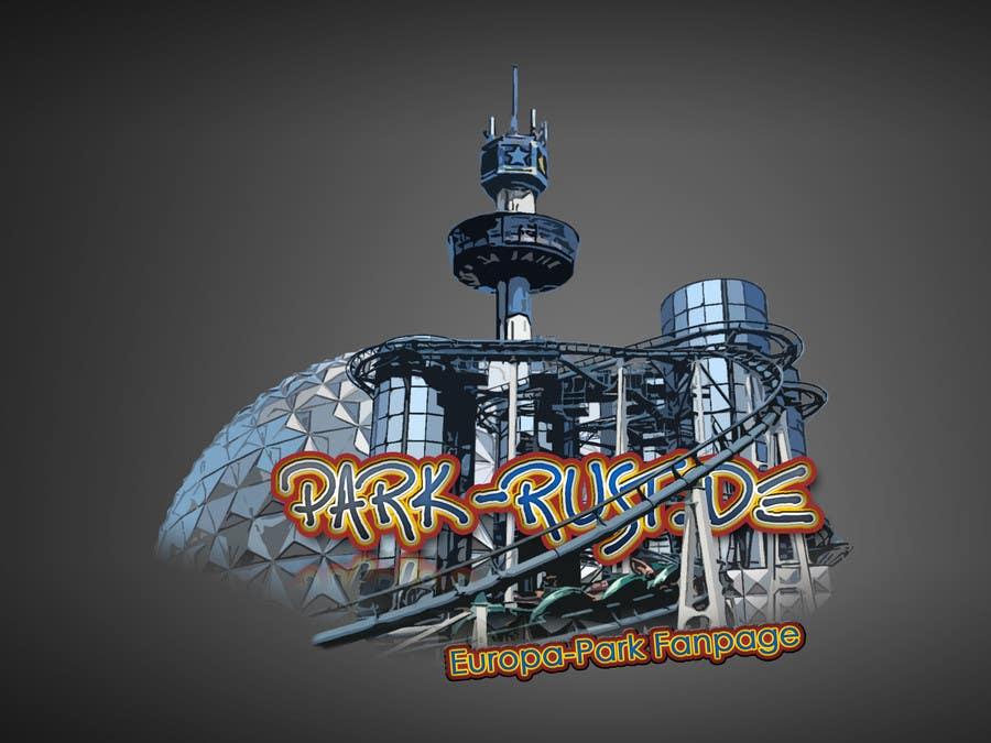 Proposition n°                                        55                                      du concours                                         Logo design for theme park fanpage