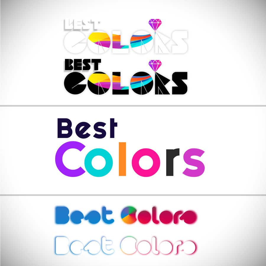 Bài tham dự cuộc thi #6 cho 'Best Colors' mobile website screens and logo