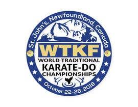 #332 cho 2018 WTKF logo bởi ziaalondon2010