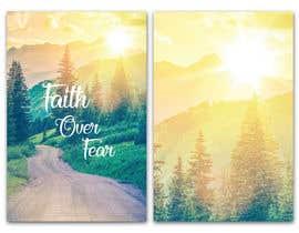 #8 for Faith Over Fear Book Cover by jiparvej95
