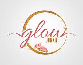 """nº 10 pour I need a logo designed for my beauty and lifestyle blog called """"Glow Junkie"""". par snooki01"""