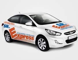 #55 para Imagen para vehículos de empresa de Shtofff