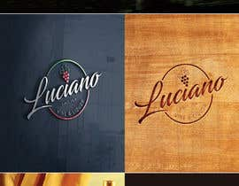 #41 for High End Classy Logo - Luciano Wine & Liquor by fourtunedesign