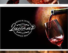 #107 for High End Classy Logo - Luciano Wine & Liquor by gilopez