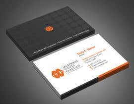 #613 cho Design Business Card with our Logo bởi nurmohammed00